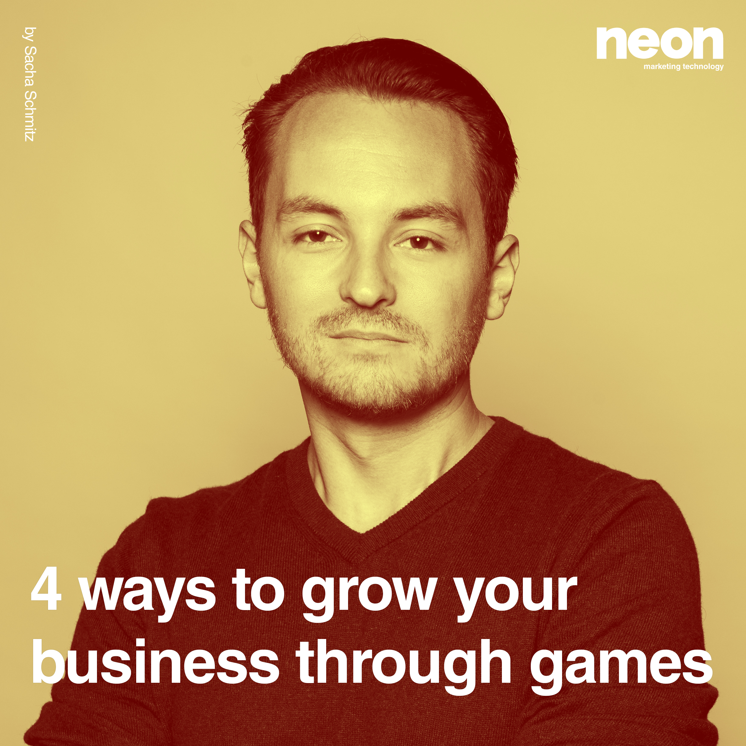 4 ways to grow your business through games