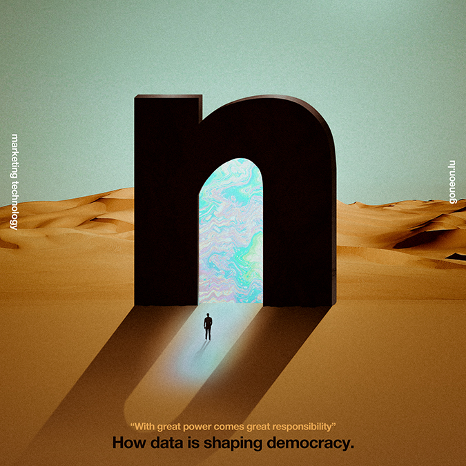 How data is shaping democracy