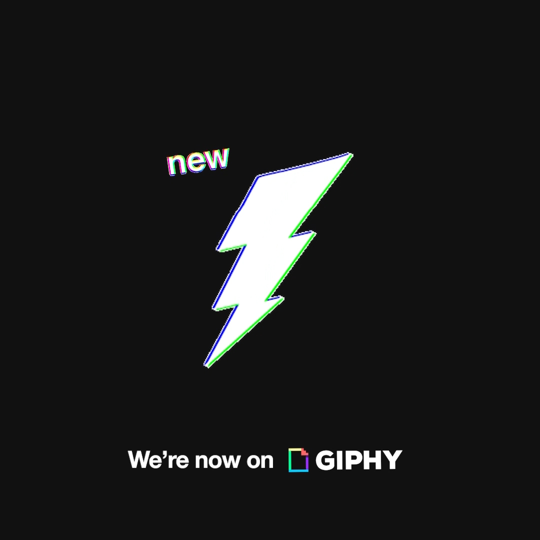 Neon on Giphy