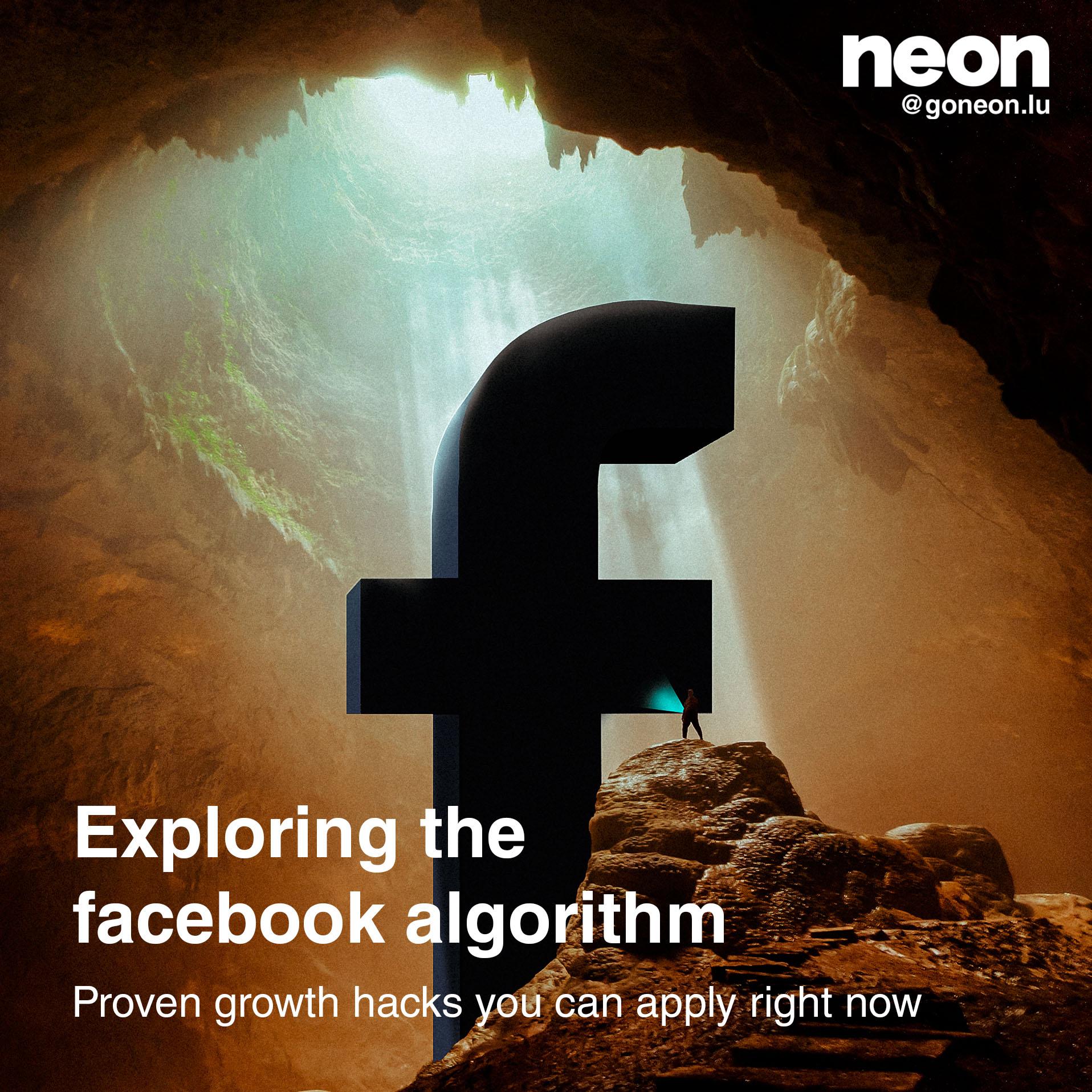 Exploring the Facebook algorithm