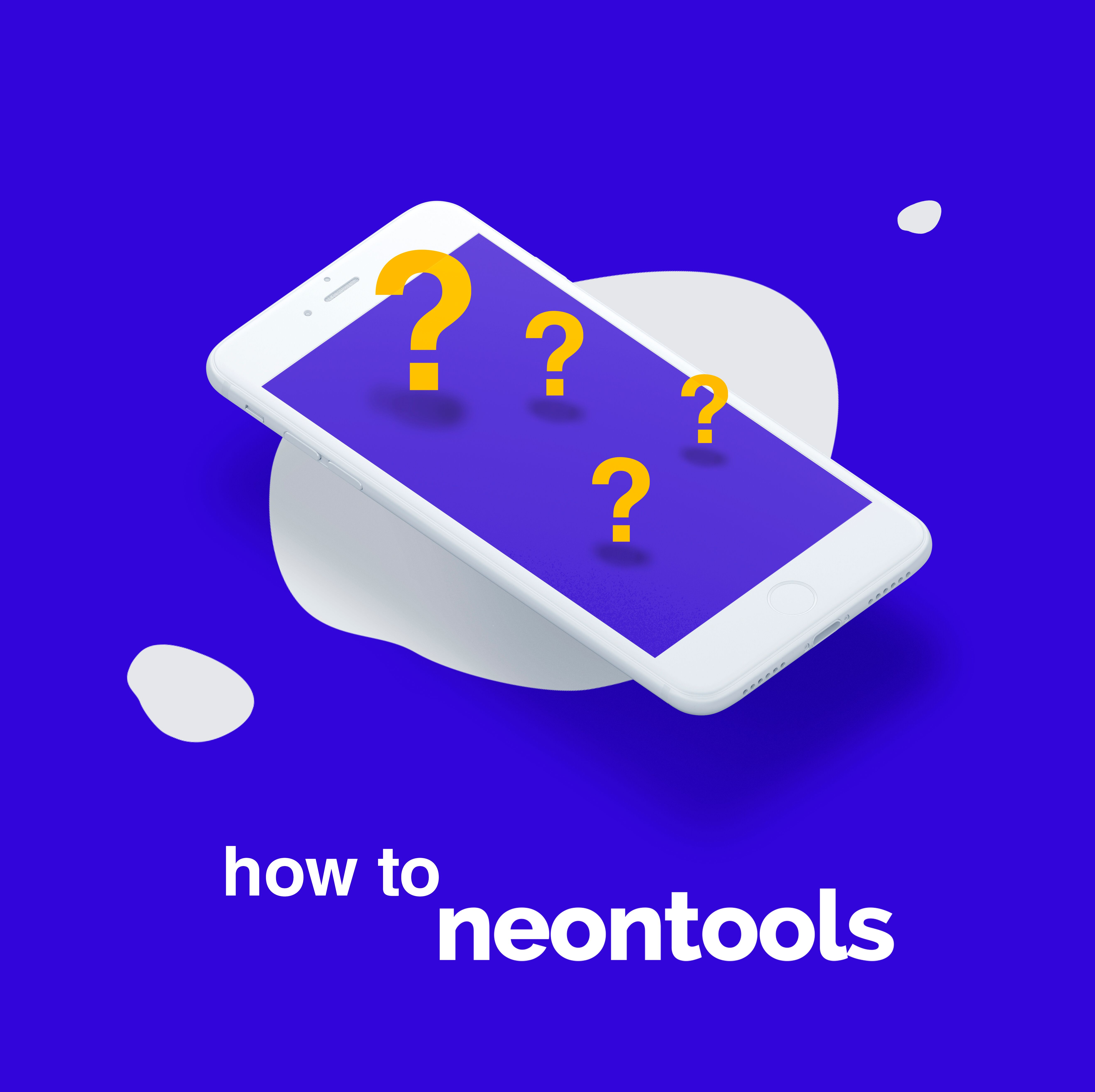 How to Neontools