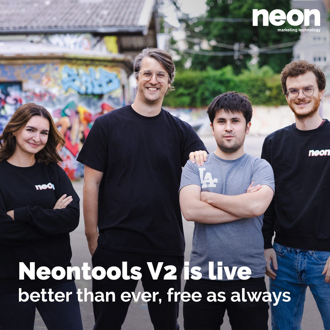 Neontools V2 is live