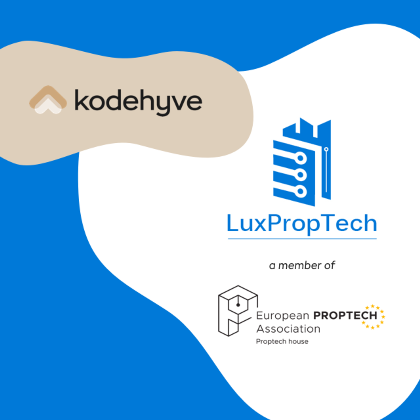 kodehyve joins LuxPropTech