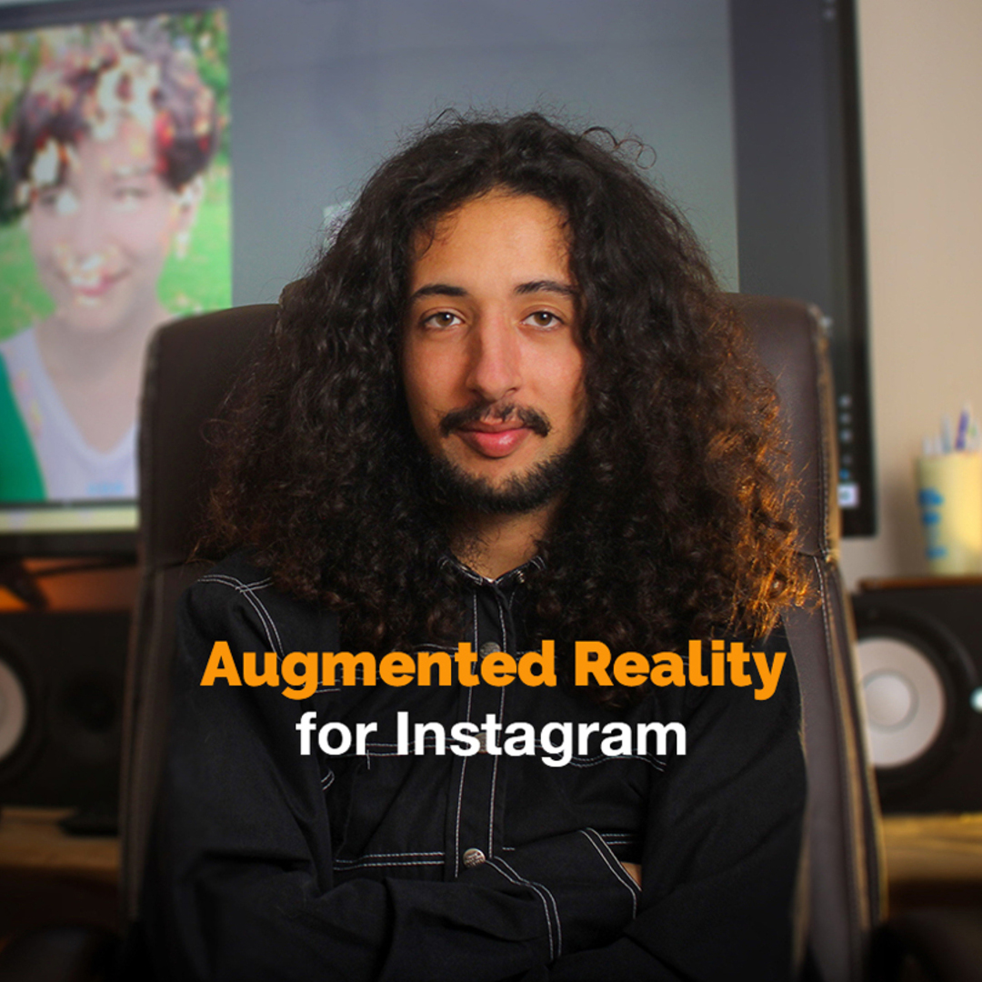 Augmented Reality for Instagram