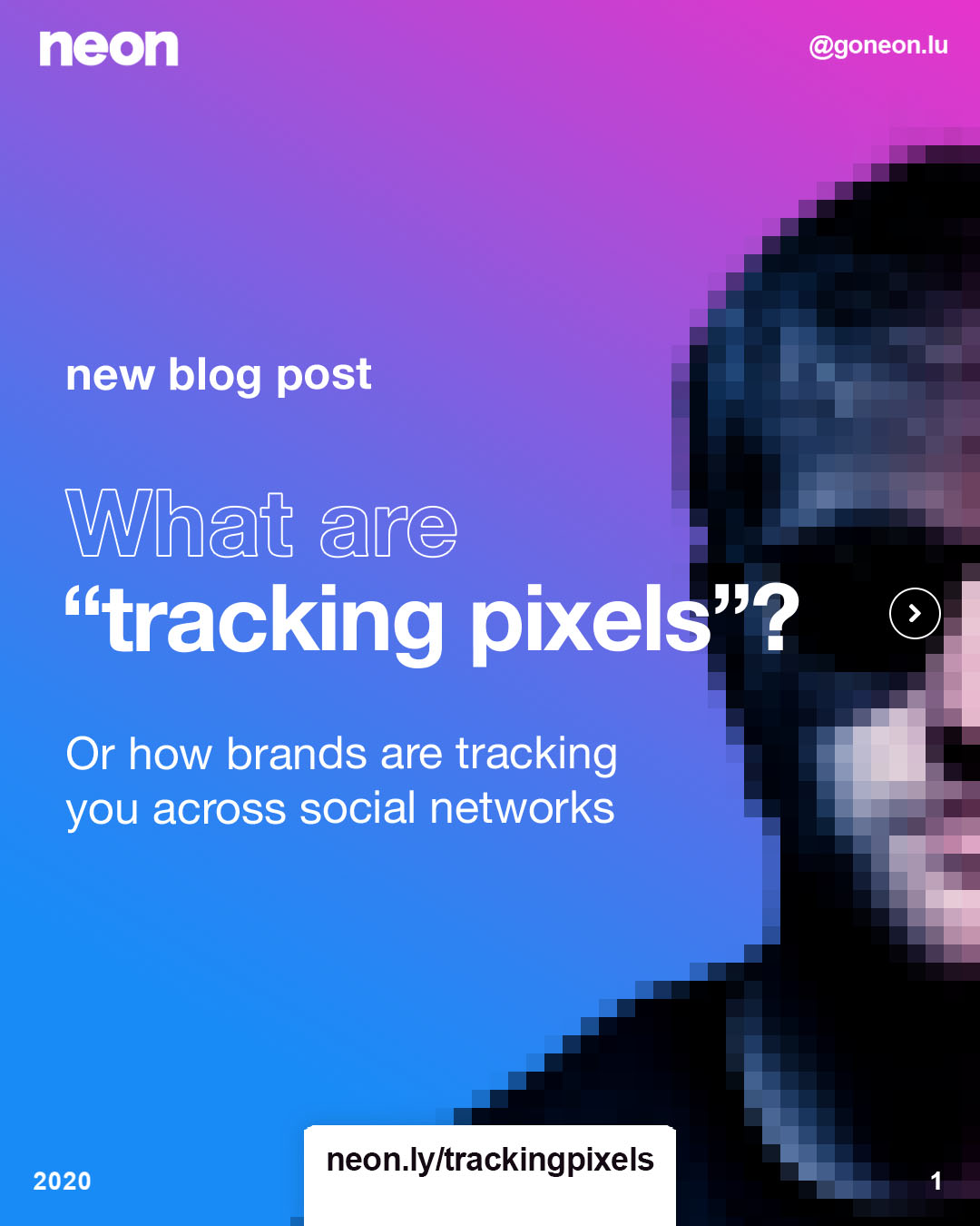 """What are """"Tracking pixels""""?"""